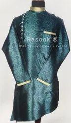 Designer Jacquard SideCut Kurta Pajama