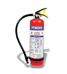 Saviour Mild Steel 2 Kg Dry Powder Fire Extinguisher