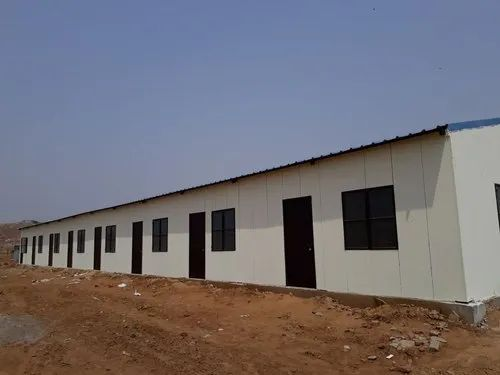 Prefabricated Labor Colony