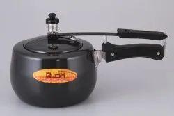 Hard Anodized Contoura Shape 3L Induction Base Pressure Cooker