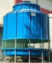 Round Bottle Shape Cooling Towers