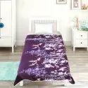 Single Bed Printed Dohar Blanket