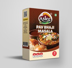 Aslee Pav Bhaji Masala, Packaging Size: 20 gm, Packaging Type: Box