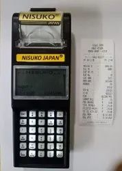 Cable Tv Collection Billing Machine