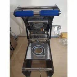 80 mm Cup Sealing Machine