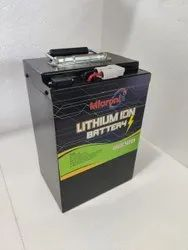 Micronix Electric Scooter Battery 48V 60V and 72V, Type: Lithium-Ion
