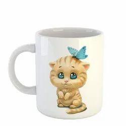 Animal Print On Coffee Mug