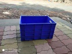 Plastic Complete Close Crate