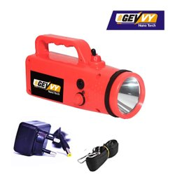 Rechargeable Torch NANO GEVVY
