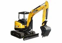 Sany SY35U Compact Mini Excavator ZTS Machine