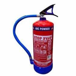 Mild Steel Active Fire Dry Fire Extinguisher, Capacity: 6 kg