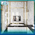 U-Profile (10x3x10mm) Gold, Rose Gold, Black, Silver, Champagne Antique Hairline & Antique Copper
