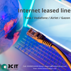 2 Mbps Onwards Fiber Internet Lease Line