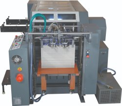 Autoprint Automatic Die Punching Machine