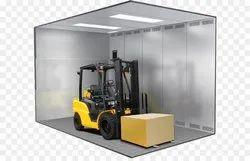 Hydraulic Goods Elevator
