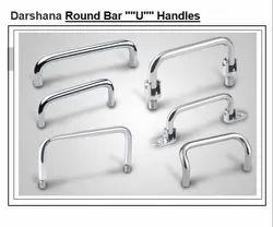 Round Bar 'U' Handles