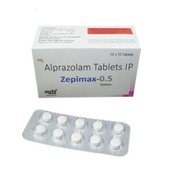 Alprazolam Tablets 0.5 mg