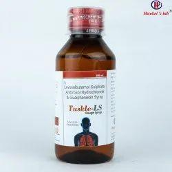 Ambroxole Guaiphenesin Levosalbutamol Syrup