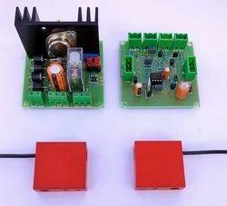 Creel Yarn Break Sensor