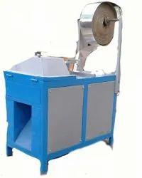 Single Die Automatic Dona Plate Making Machine