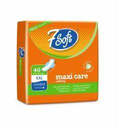 Cotton 7 Soft Maxi Care 40 Pads