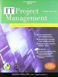 English IT Project Management, Third, Joseph Phillips