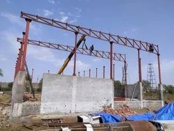 Mild Steel MS Structural Fabrication Services, For Industrial, Maharashtra