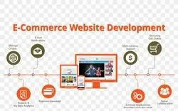 PHP/JavaScript Dynamic Ecommerce Website Design And Development, With 24*7 Support