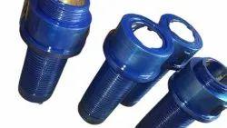 Round Sleeve Nut oil expeller spare part