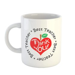 Customized Coffee Mugs For Teachers Day