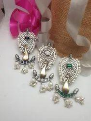 Peacock Design Fashion Earrings