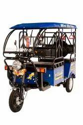 Mini Metro M1 MS Battery Operated E Rickshaw