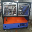 Three Die Fully Automatic Multipurpose Dona Plate Making Machine