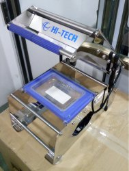 1 Portion Tray Sealer Machine
