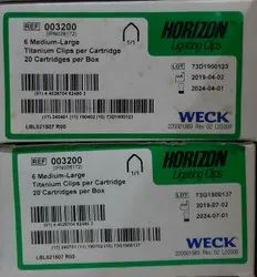 Horizon Ligating Clips Medium Weck 003200
