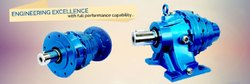 8 HP Planetary Gearboxes