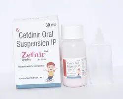 Cefdinir Oral Suspension