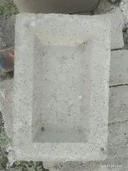 Gray Cement Brick, Size: 6*3*9