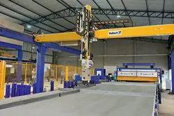 Manufacturing Unit Construction