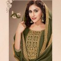 Diamond Touch Embroidery Viscose Suit Salwar