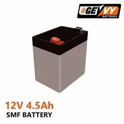 12v 4/5ah Sealed Lead Acid Battery