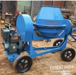 Concrete Mixer Half Bag
