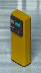 Self Check In Parking Ticket Kiosk, For Indoor, Model Name/number: PDS-PKIN-01