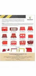 TREADSAFE ROAD BARRIERS