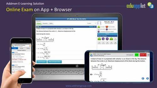 Online Examination Mobile App