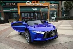 Number of Motors: Single Blue Kids Battery Operated Ride On Car