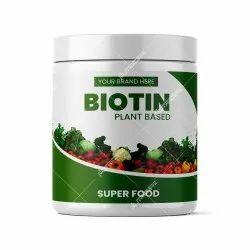 Plant Based Biotin Powder