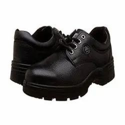 Bata Endura PU Leather Safety / Industrial Shoes