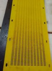 Polyurethane Eccentric Vibrating Shaker Flip Flow Screen Panels, For Industrial & Mining