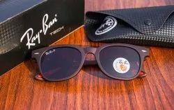Aviator Black Ray Ban Sunglasses